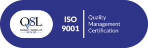 ISO QSL Certification 9001
