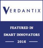 SHE Software Ltd Featured In Verdantix Smart Innovators 2016